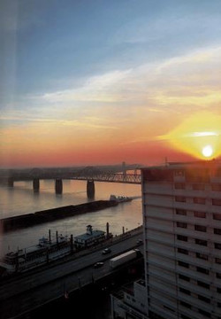 View from the Galt House...