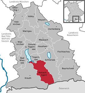 Ringberg Klinik in Rottach-Egern, Germany