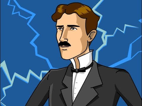 """Nikola Tesla: """"If you want to find the secrets of the universe, think in terms of energy, frequency and vibration."""""""