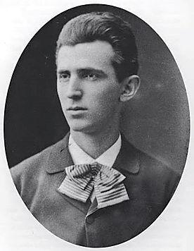 Nikola Tesla, age 23