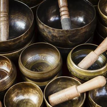 Sound Therapy - Himalayan Singing Bowls