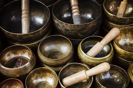 Sound Therapy - Tibetan/Himalayan Singing Bowls