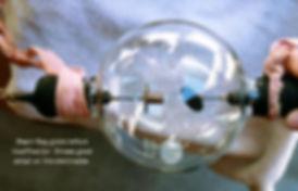Rife Beam Ray globe