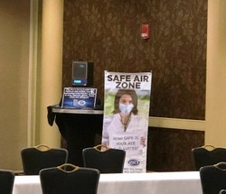 Safe Air Zone.