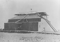 Tesla's Colorado Springs Laboratory (exterior)