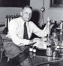 Dr. Otto Warburg - oxygen and Nobel Priz
