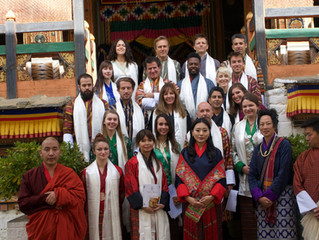 First GNH Emissary Program Launches in Bhutan
