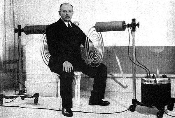 GeorgesLakhovsky Multi-wave Oscillator