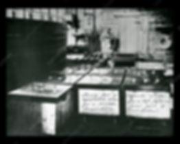 Tesla's Colorado Springs Laboratory (interior)