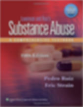 Substance Abuse - a comprehensive textbook