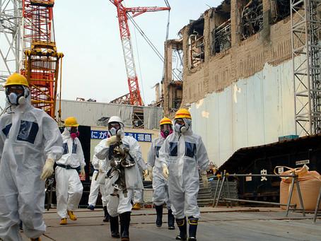 Fukushima No. 1 Power Plant Six Years Later
