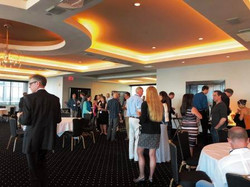 Welcome reception - Top o' the Galt!