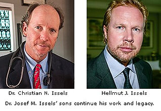 Dr. Issels' sons continue his work and legacy.