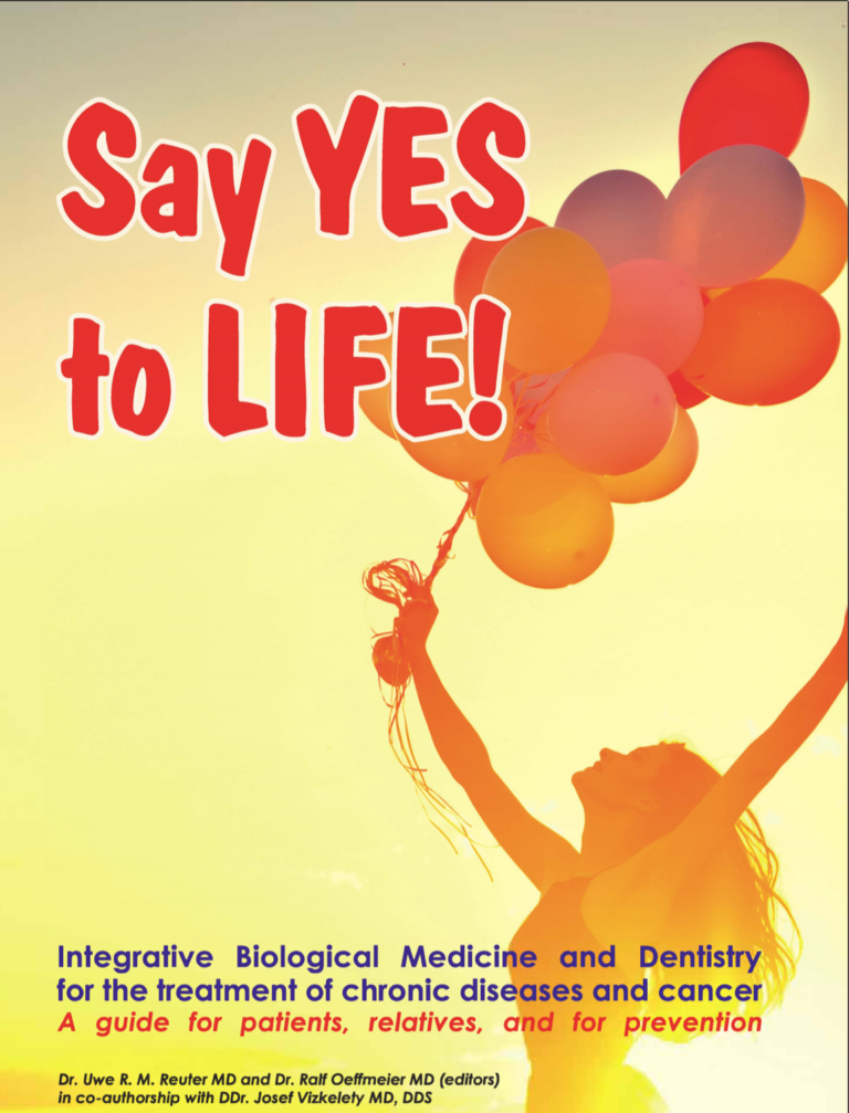 Say Yes to Life! book tour