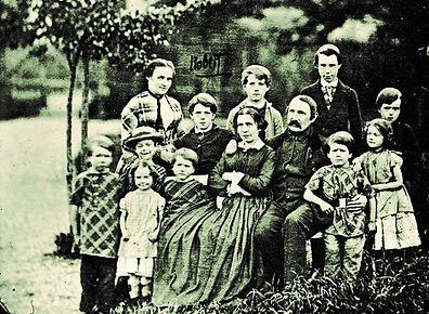 Robert Koch's Family