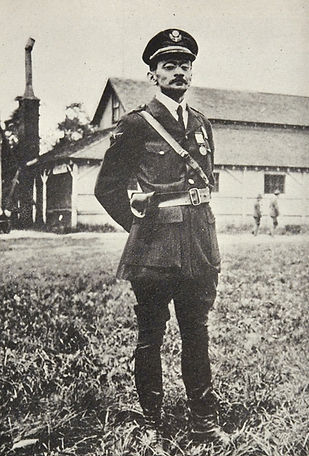 Dinshah was appointed Governor of the New York City Police Aviation School, and later was commissioned Colonel and Commander of the New York Police Reserve Air Service.