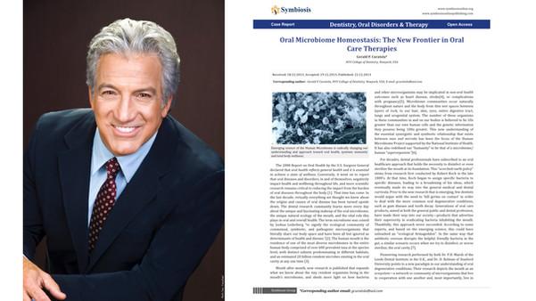 Oral Microbiome Homeostasis