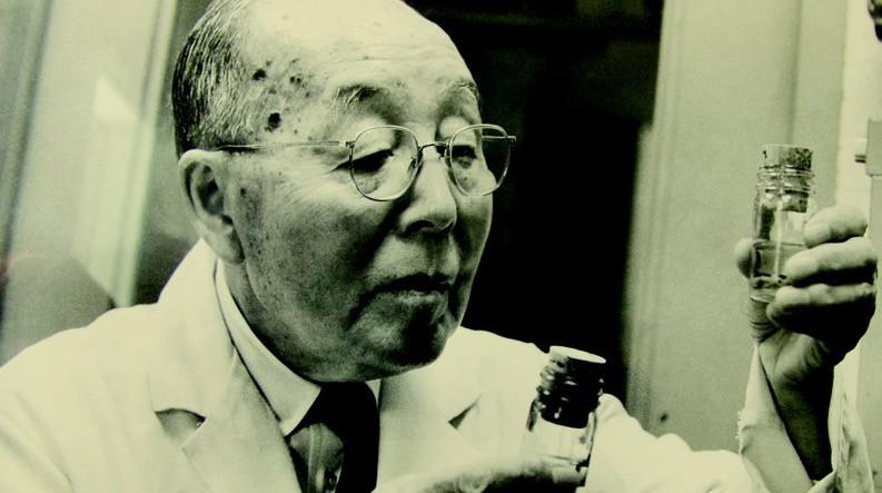 Dr. Kanematsu Sugiura Laetrile Researcher