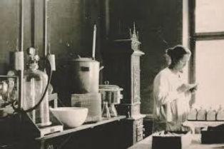 Dr. Ita Wegman in her Clinic in Arlesheim, Switzerland.