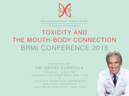 Dr. Gerry Curatola - BRMI 2018 Conference