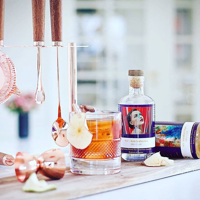 Cocktail creations from Denmark