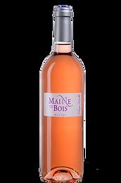 Maine au Bois - Merlot Rosé (2019)