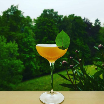 Creating lifestyle cocktails from Switzerland
