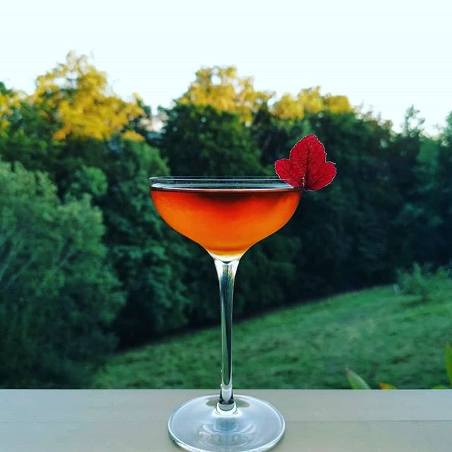 Cocktail creation from Switzerland