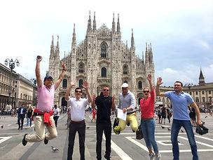 Teambuilding Italien Agentur DMC