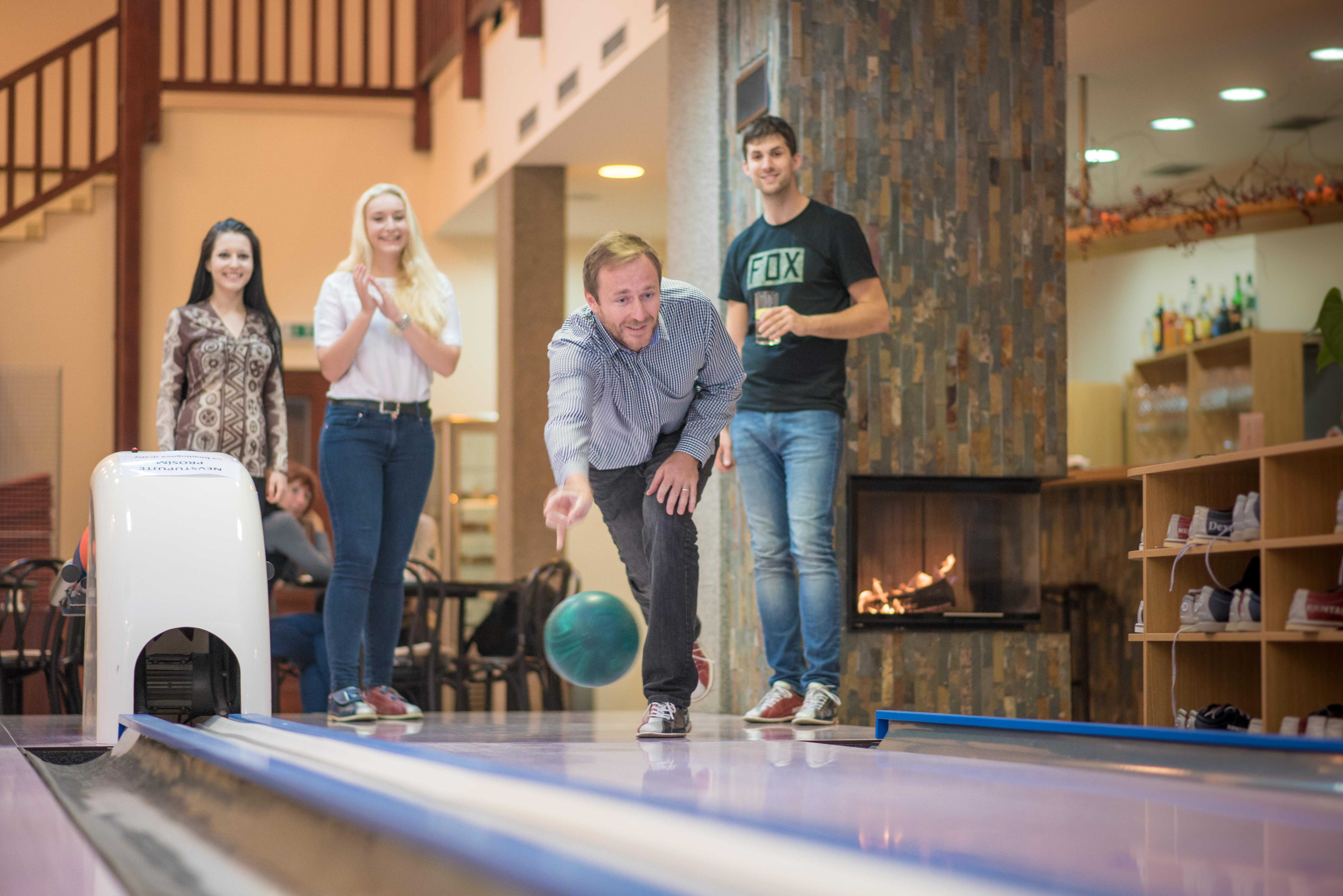 bowling Luhačovice