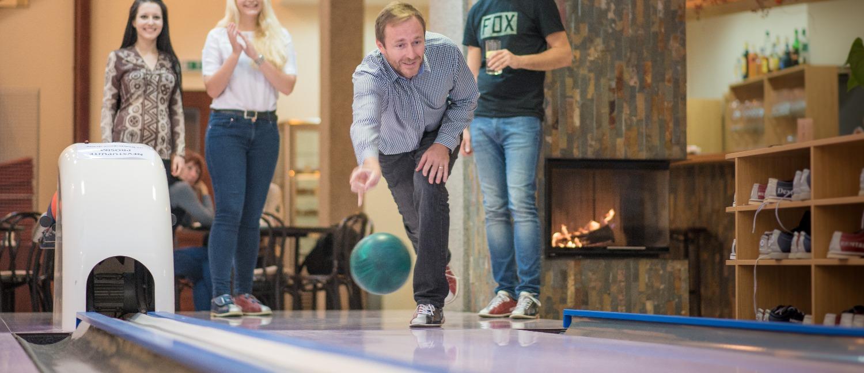 bowling U Solného pramene