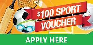 Link to Sports Voucher Application