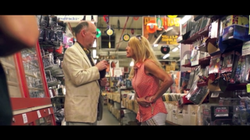 Lin - as rude customer in That's E by Another Theory Productions