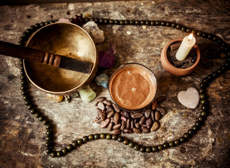 What is Ceremonial Cacao?