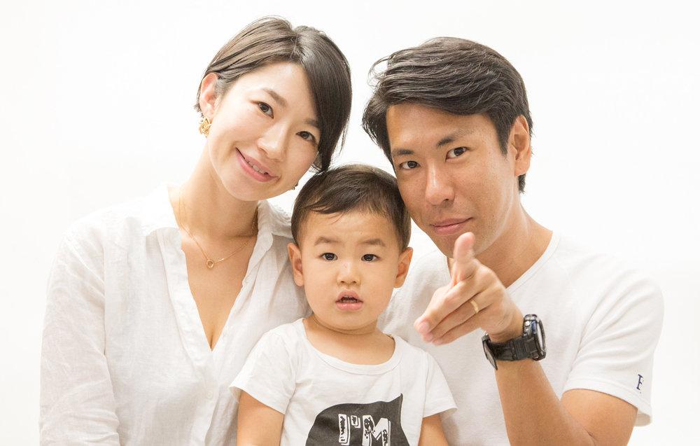 ご家族写真(受験・学校提出用)