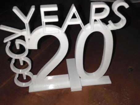 Gardner Groff celebrated its 20th Anniversary