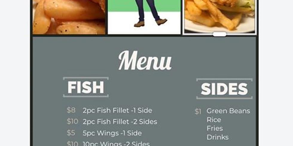 Ms Trina Mae's Fish On Fridays