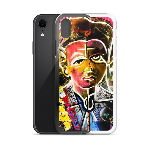 iPhone Case - Marie Curie - by Schirka El Creativo