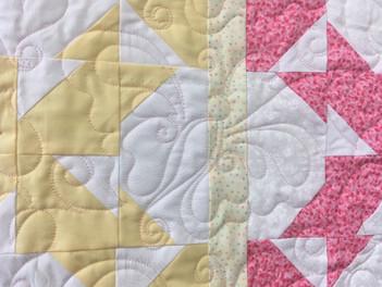 Baby quilt E2E