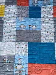 Robot quilt E2E