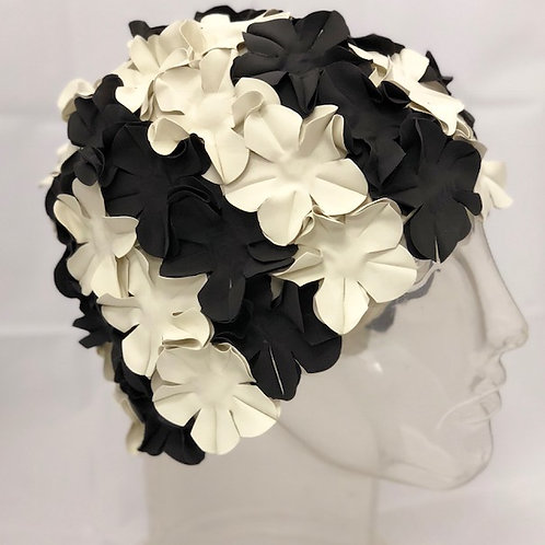 2 Colour - Petal Swim Cap