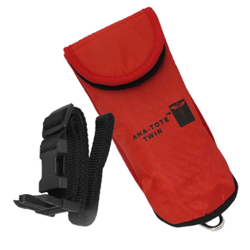 Thermal Red Ana-Tote Twin™ + Belt
