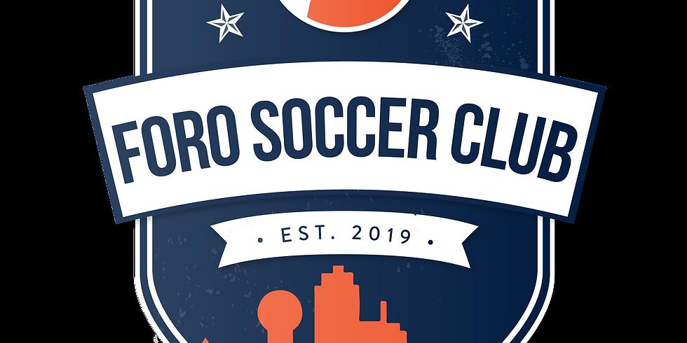 Irving FC vs Foro Sports club