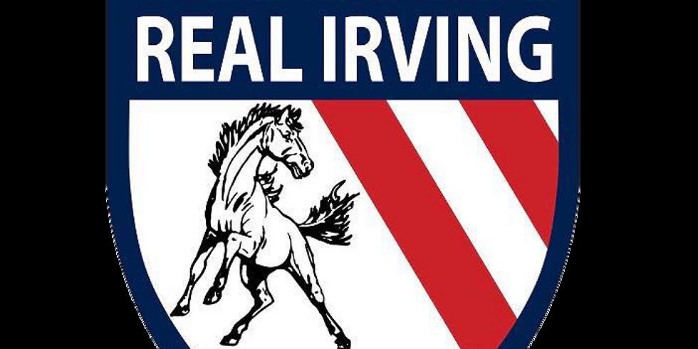 Irving FC vs Real Irving CD