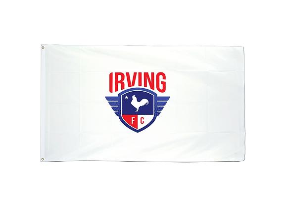Irving FC Fan Flag