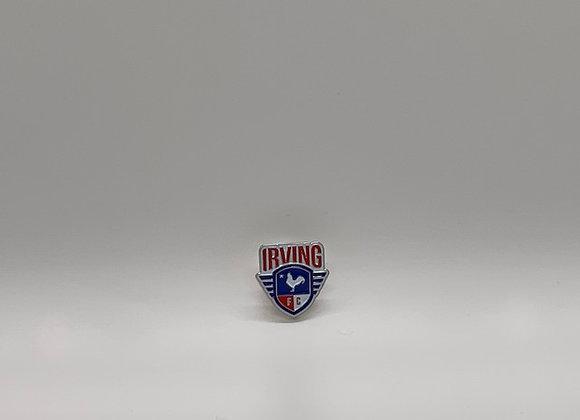 Irving FC pin