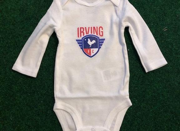 Irving FC - Logo Fan Baby Bodysuit