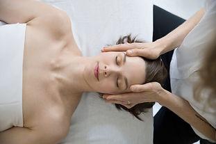 Massage crânien