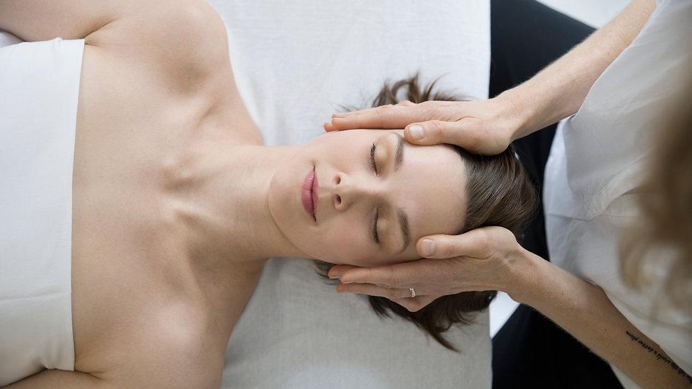 "Bon cadeau ""Massage féminin sacré"""