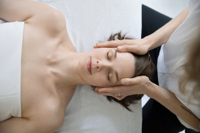 Head Massage in Sydney CBD